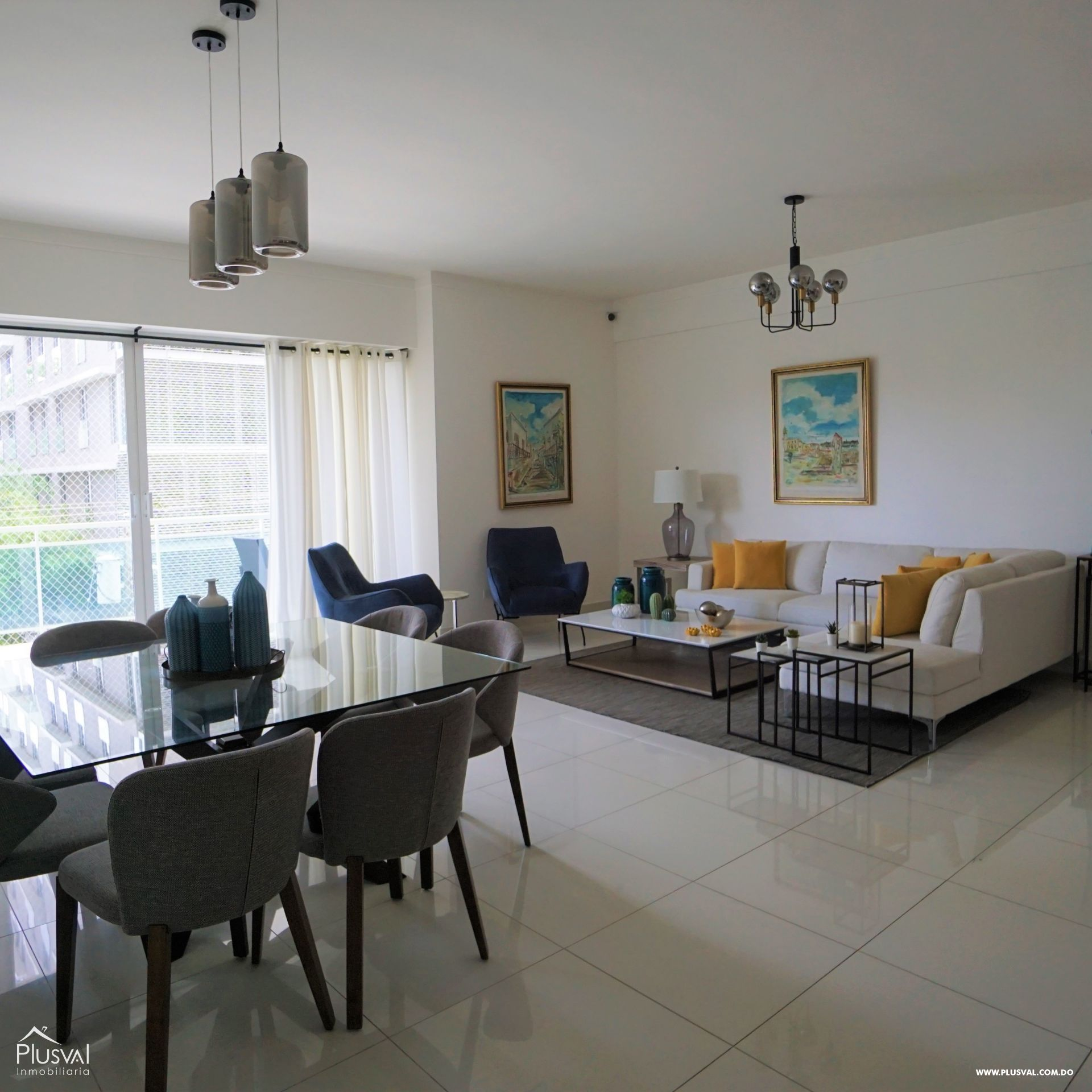 Apartamento en venta, Paraíso. 170508