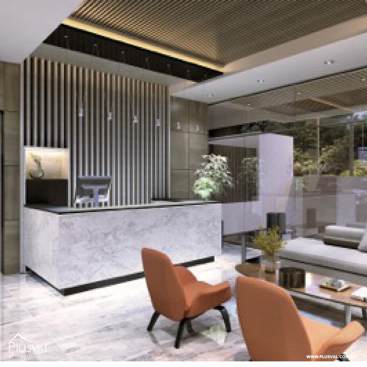 Proyecto de 1 y 2 habitaciones en venta en céntrico sector de Naco 153174