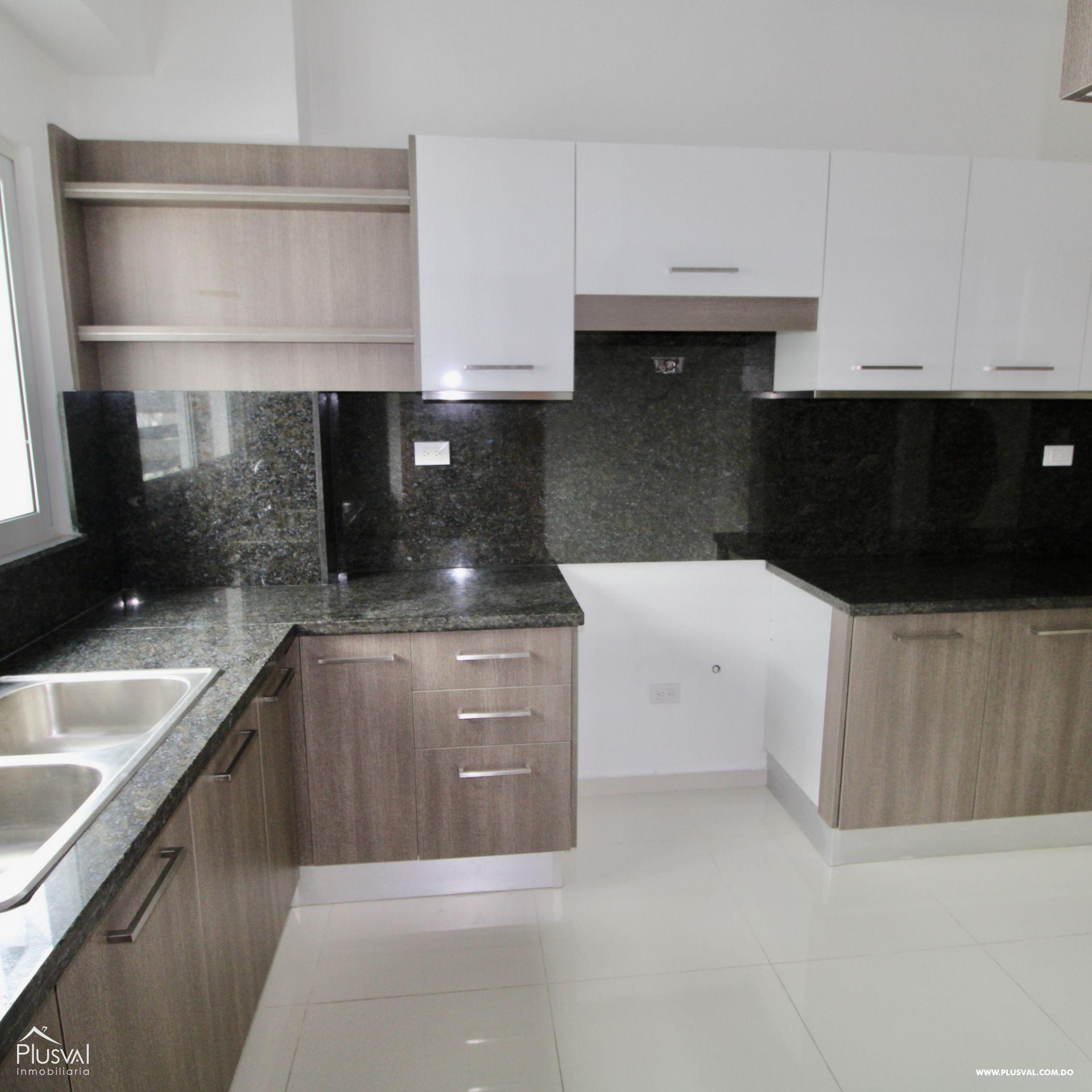 Apartamento en venta, Evaristo Morales 179253