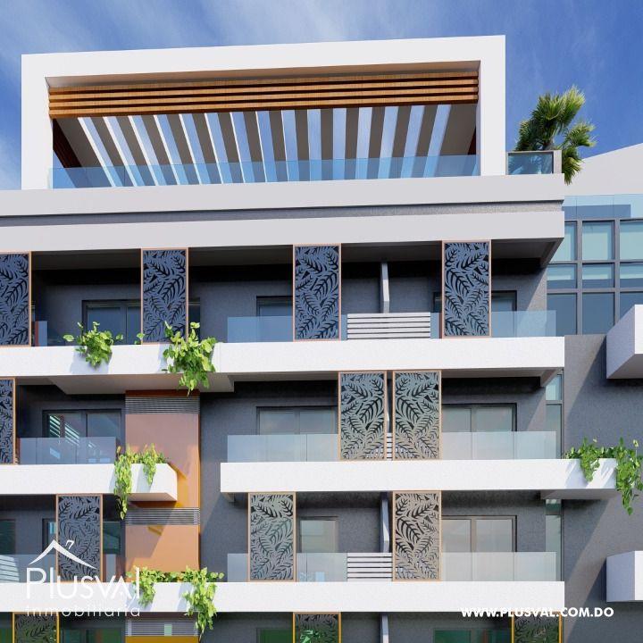 Apartamentos en Construcción en Paraíso 186007
