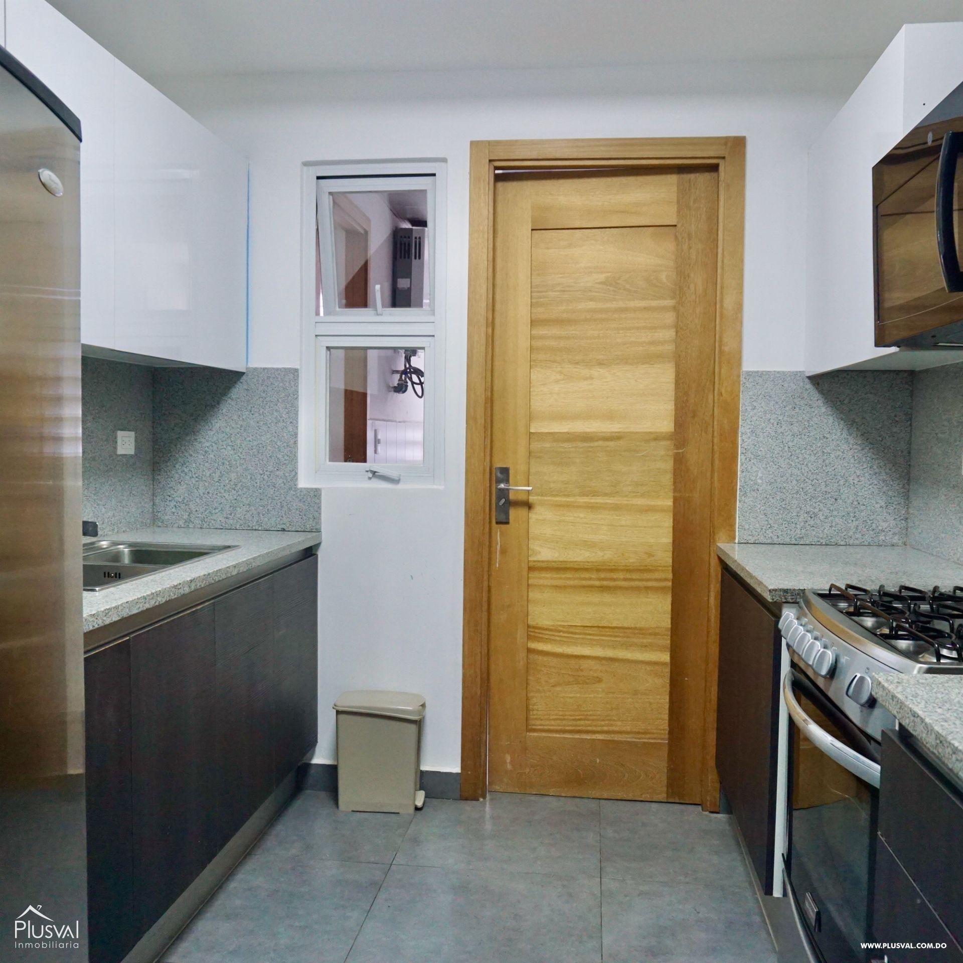 Apartamento en Alquiler Amueblado en zona Premium de Piantini 155543