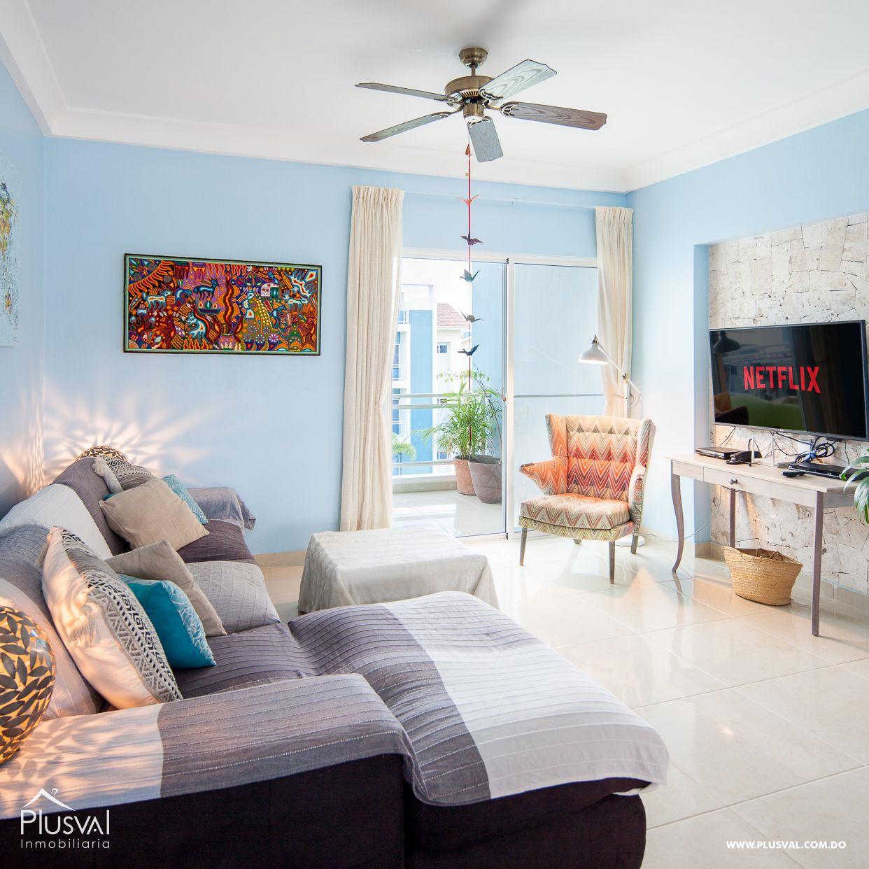 Apartamento Totalmente equipado en Venta en Complejo Turistico de 2 Habitaciones. 150935