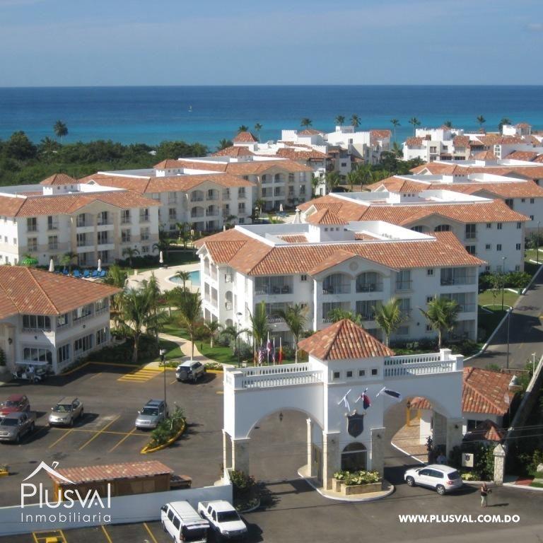 Apartamentos de estudios amueblados frente a playa en Dominicus, Bayahibe