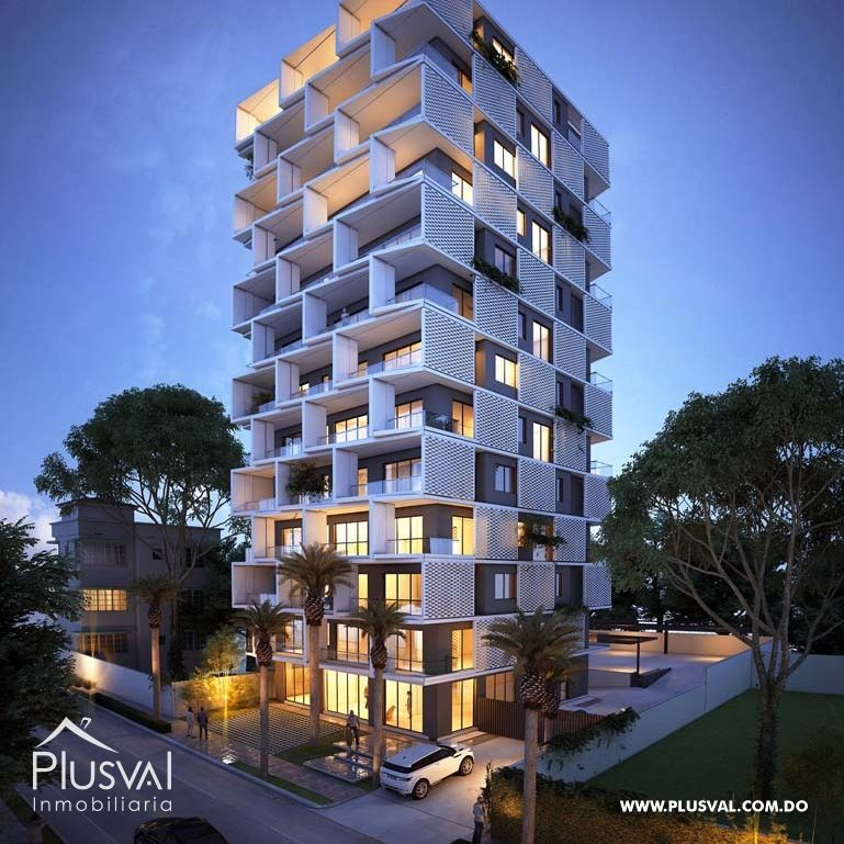 Lujoso Apartamento en la Ciudad de Santiago.