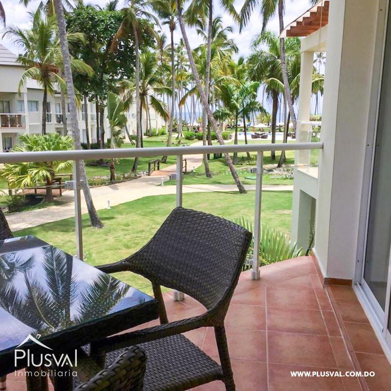 Apartamento amueblado primera linea de Playa en Las Terrenas 188241