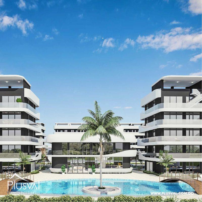 Lujoso apartamento estilo resort en Cap Cana 188146