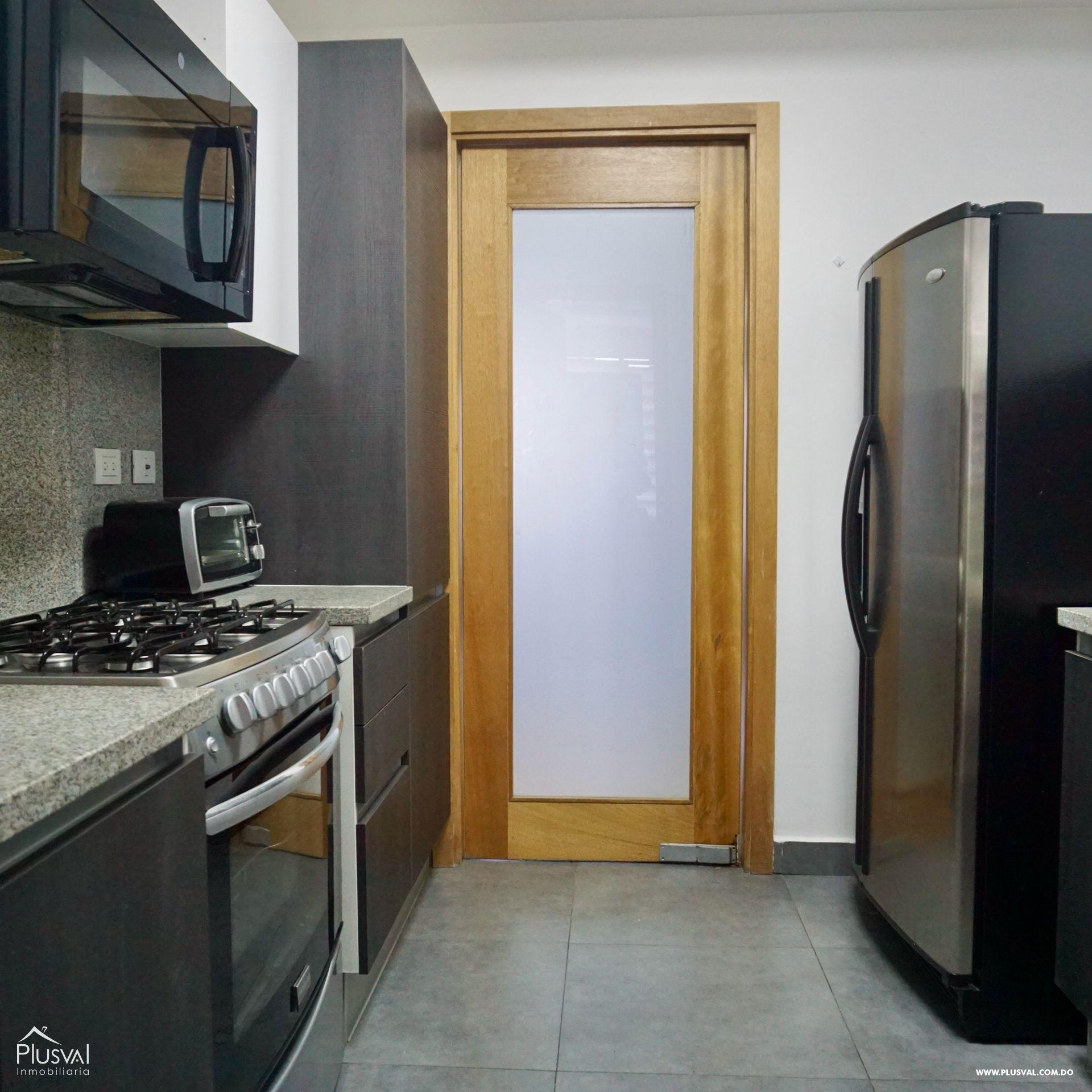 Apartamento en Alquiler Amueblado en zona Premium de Piantini 155542