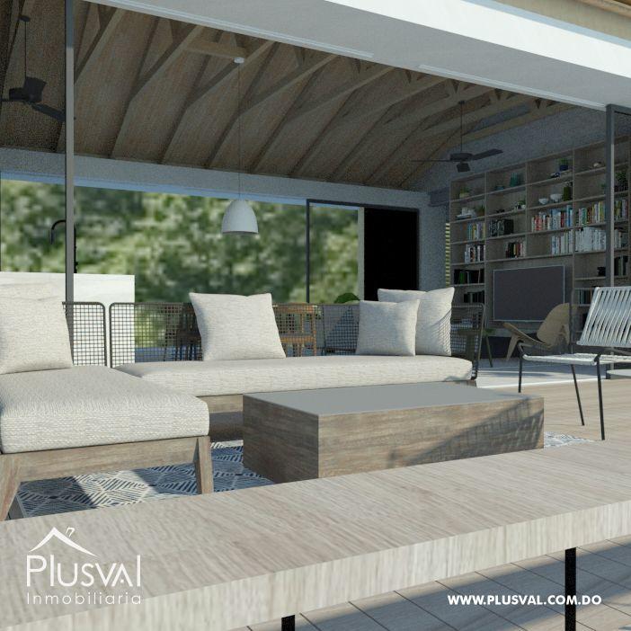 Exclusivo proyecto de 2 villas en Jarabacoa 163578