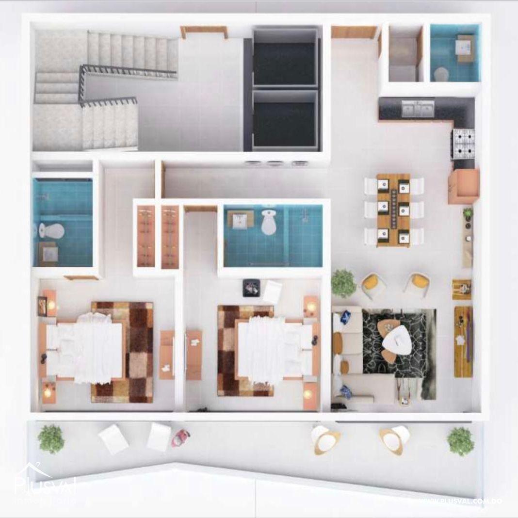 Moderna torre de apartamentos ubicada en la Av. Salvador Estrella Sadhalá 170069