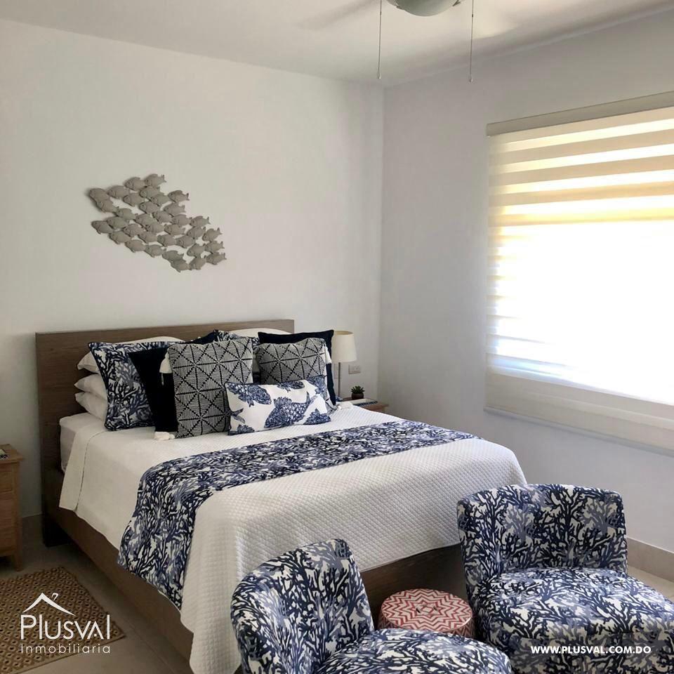 Apartamento de 2 habs amueblado en Venta, en Puntacana Village con piscina 167251