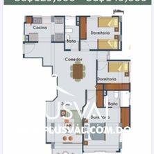 Céntrico y moderno proyecto de apartamentos en venta, La Julia 169870