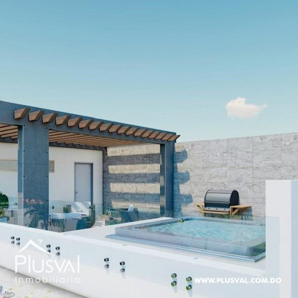Exclusivo Apartamento en Venta en Playa Cabarete 163356