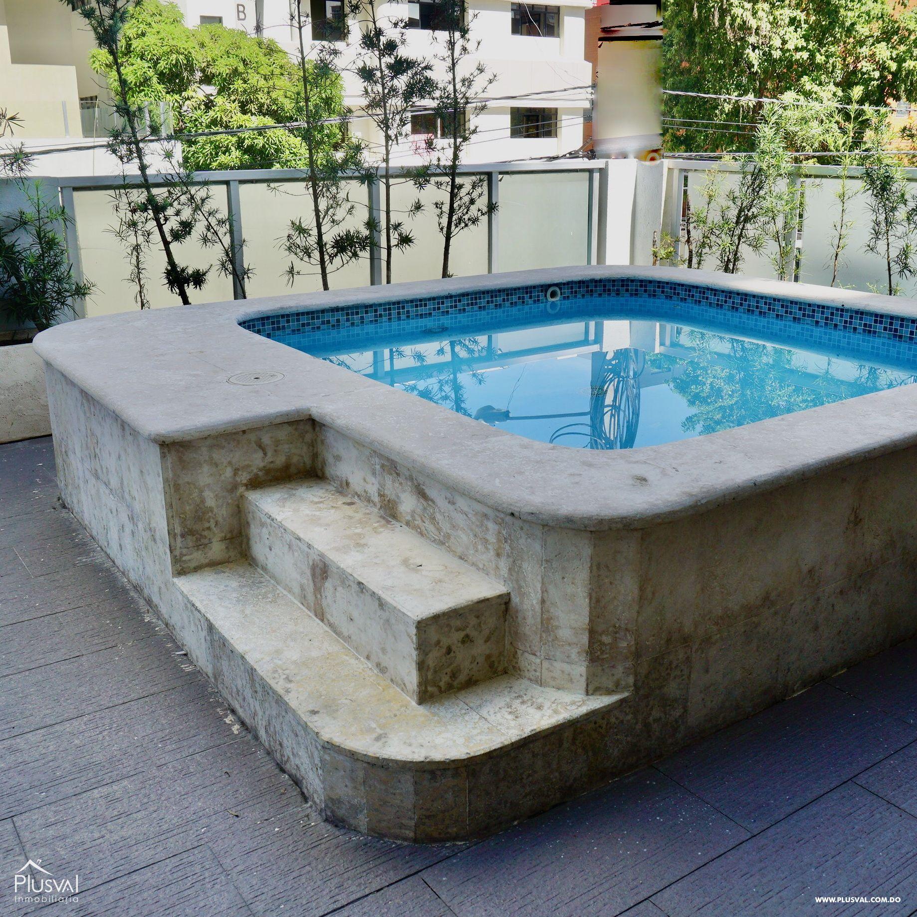 Apartamento en Alquiler Amueblado en zona Premium de Piantini 155531