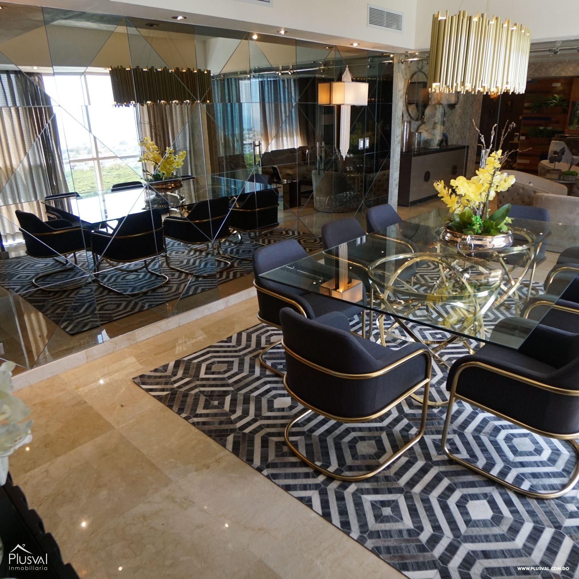 Lujoso apartamento en la Av. Anacaona en alquiler