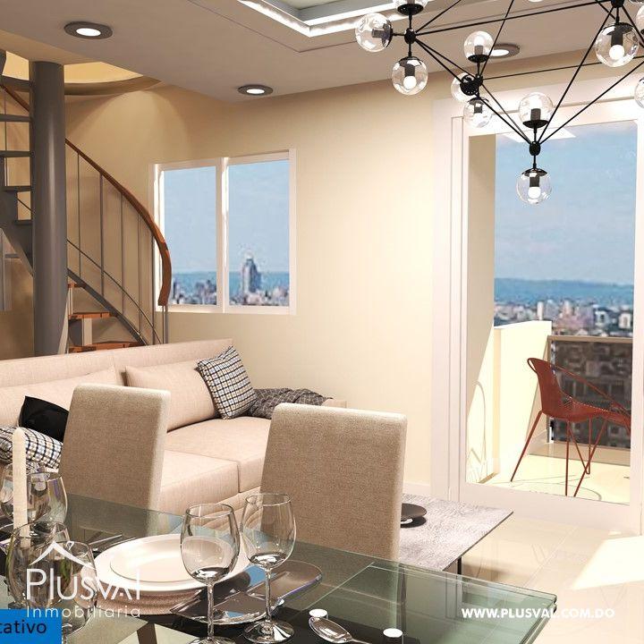 Torres de apartamento en Santo Domingo Oeste; aplica bono vivienda 189471