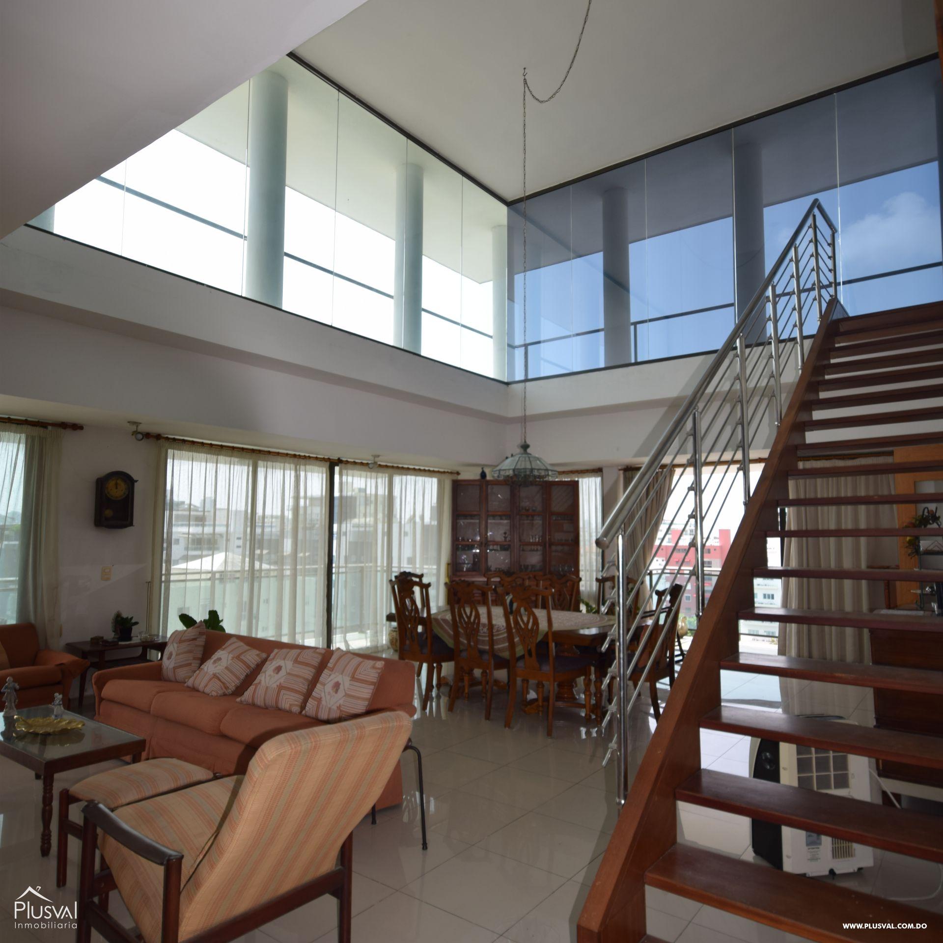 PH tipo LOFT precioso con doble altura moderno y amplios espacios 190331