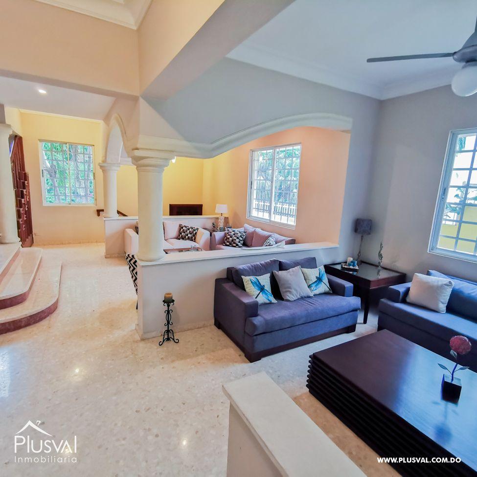Casa en alquiler 2 niveles en los Rios 173469