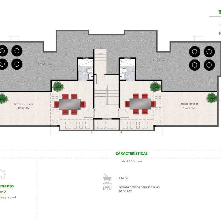 Apartamentos en la Jacobo Majluta con excelente área social 173628