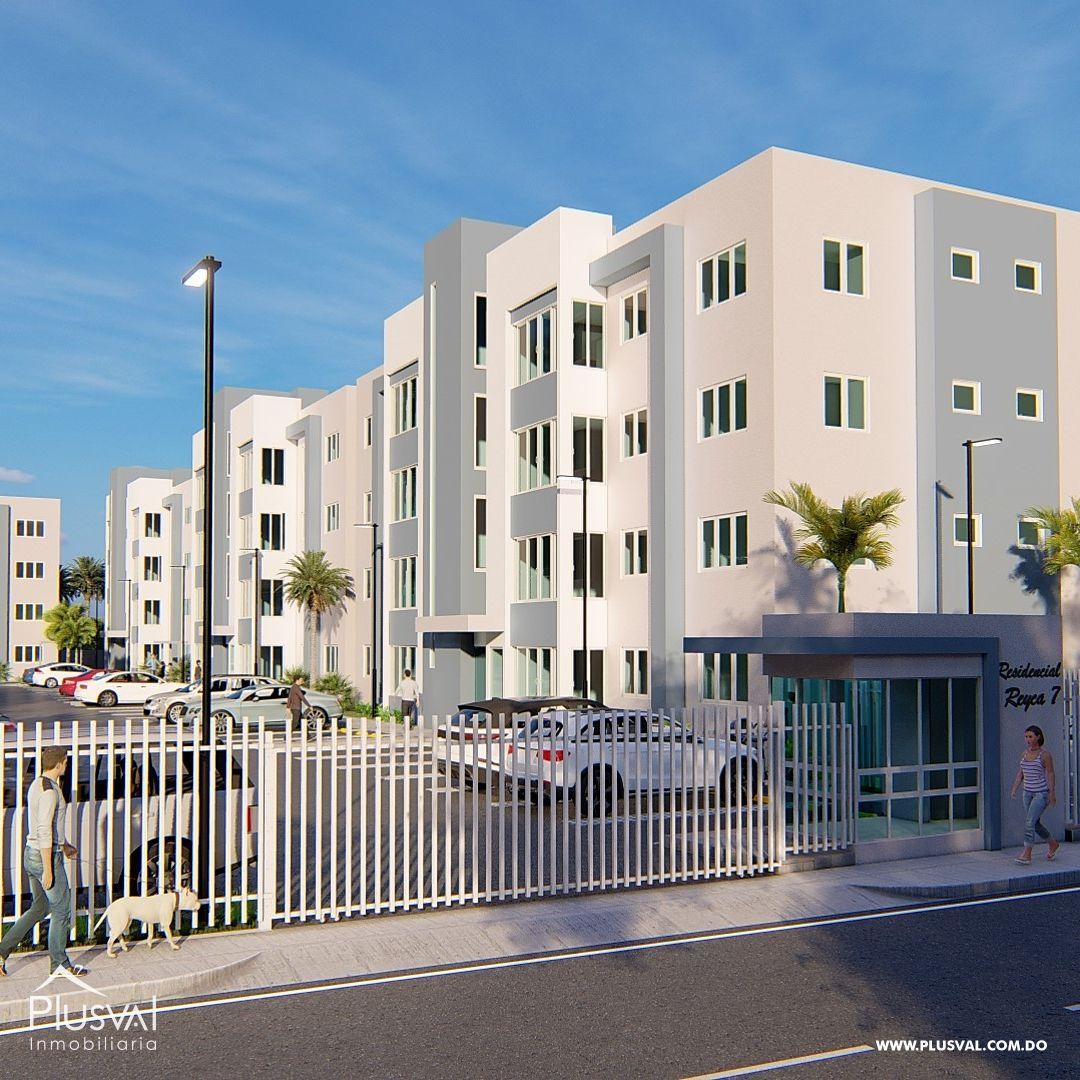 Moderno proyecto de apartamentos en el Dorado 176271