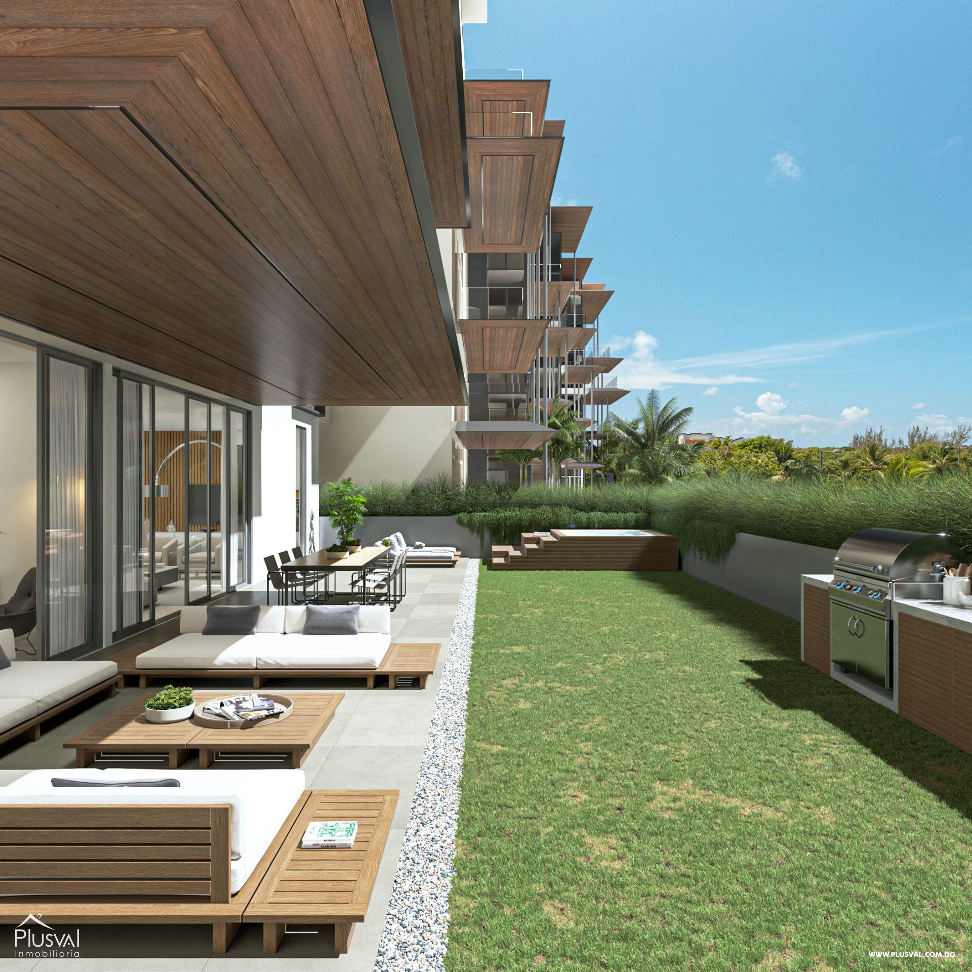 Apartamentos en Cap Cana a la venta 188042