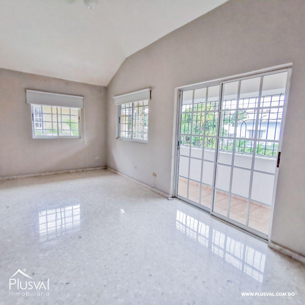 Casa en alquiler 2 niveles en los Rios 173478