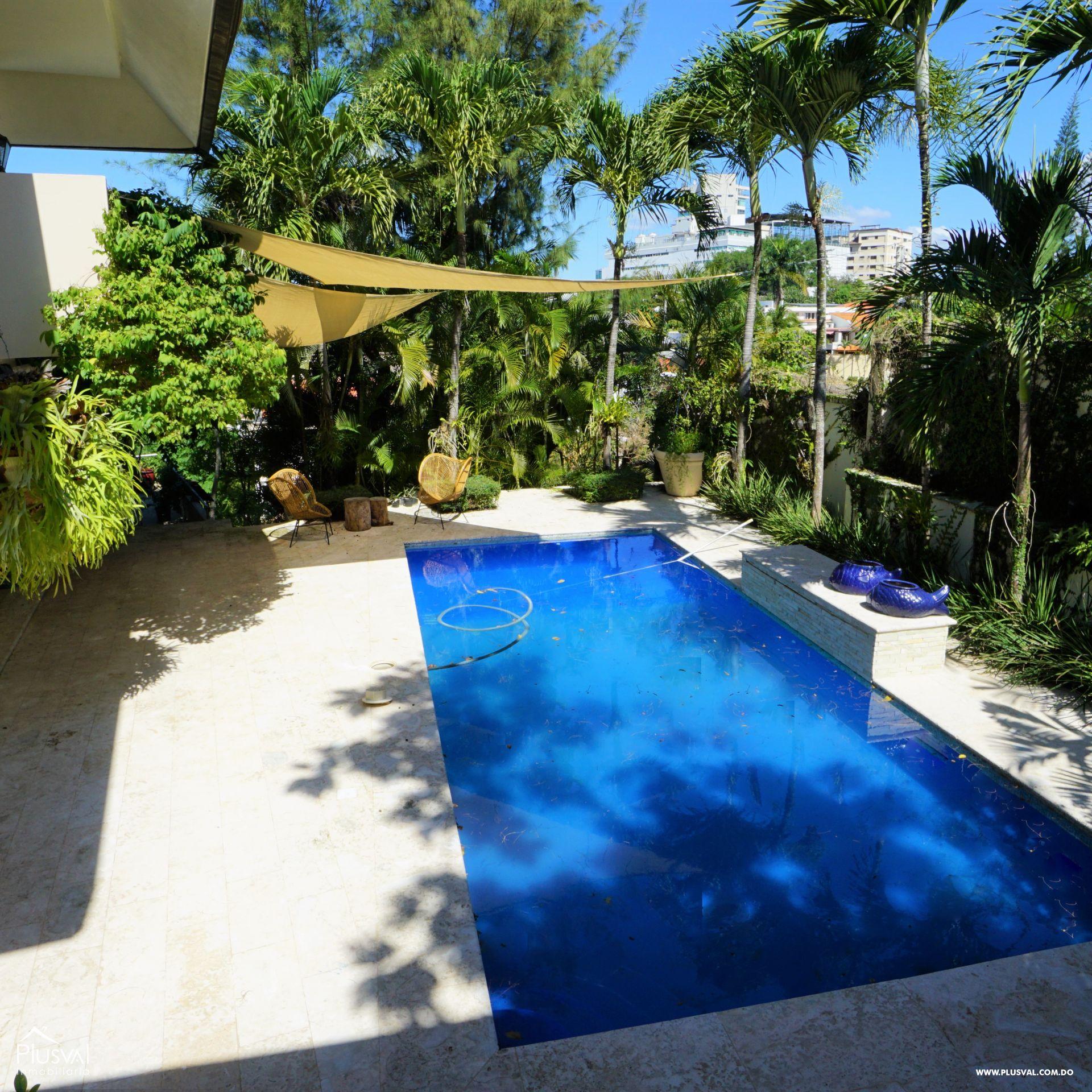 Casa de lujo en venta Arroyo Hondo Viejo 165324