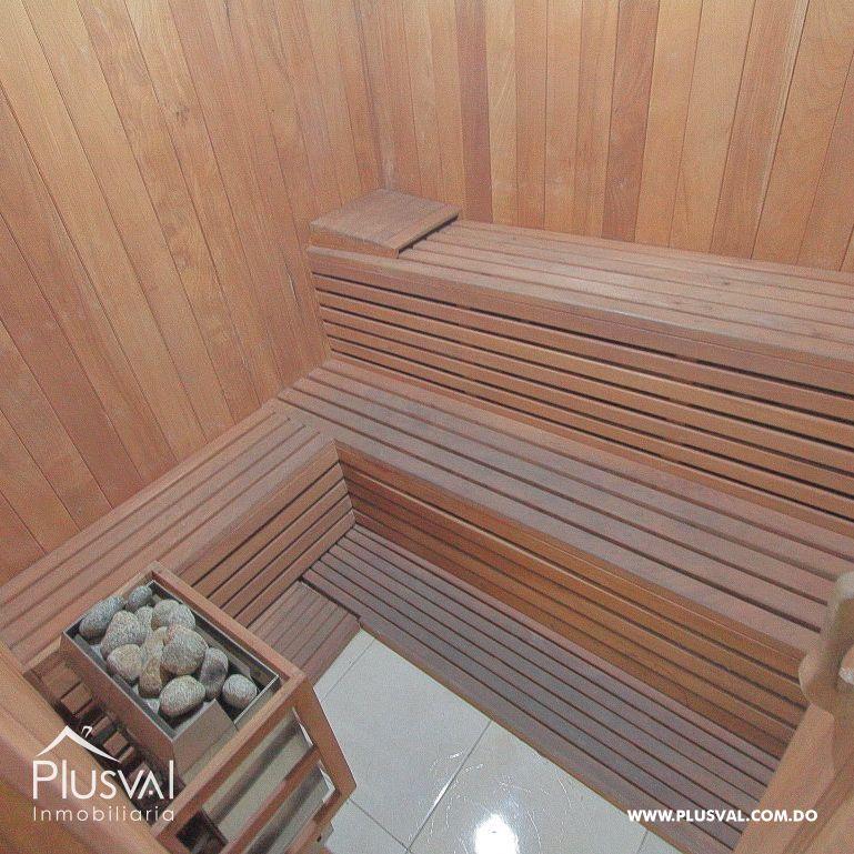 Penthouse de Oportunidad en Piantini con las Mejores Areas Sociales de la Ciudad 162094