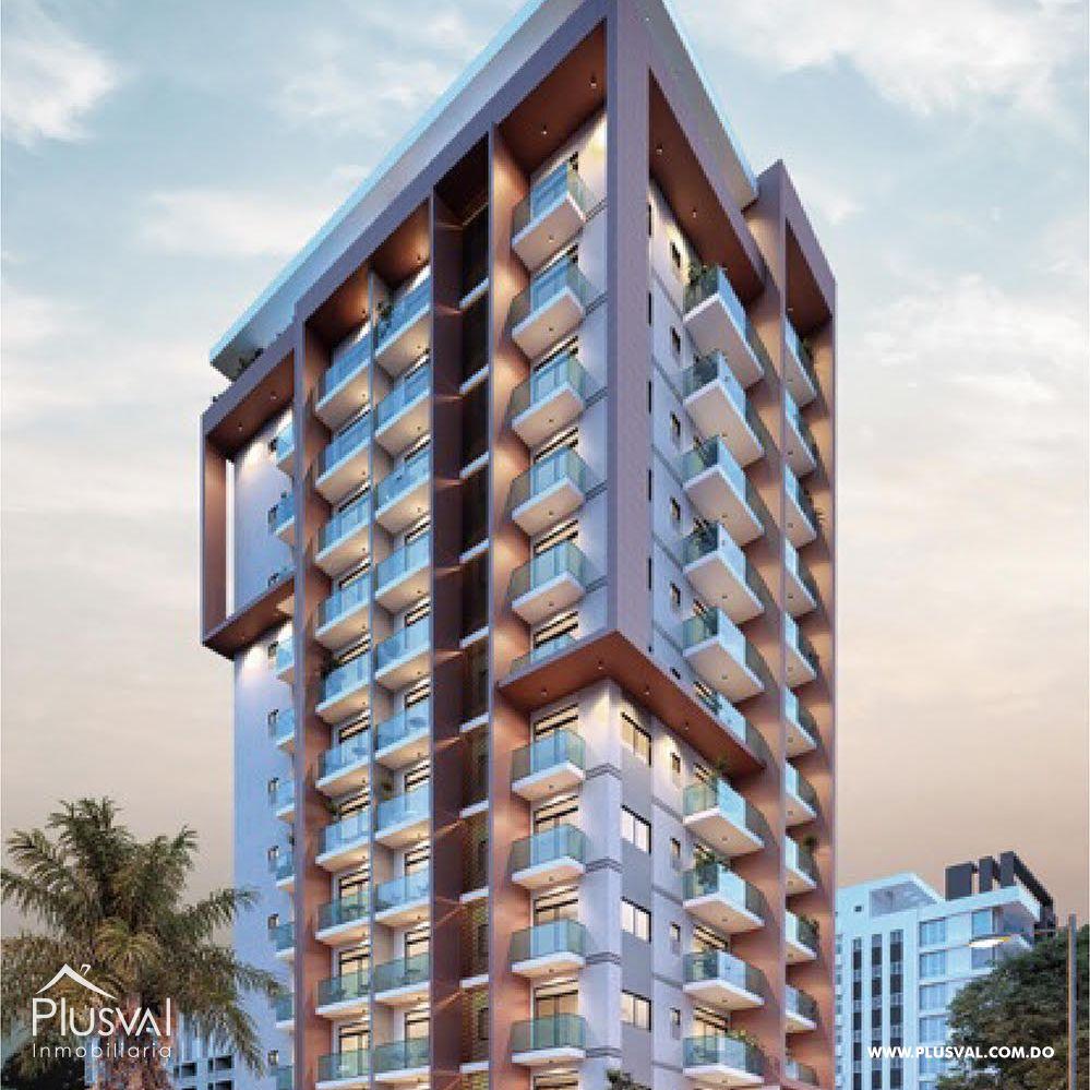 Proyecto de 1 y 2 habitaciones en venta en céntrico sector de Naco 153169