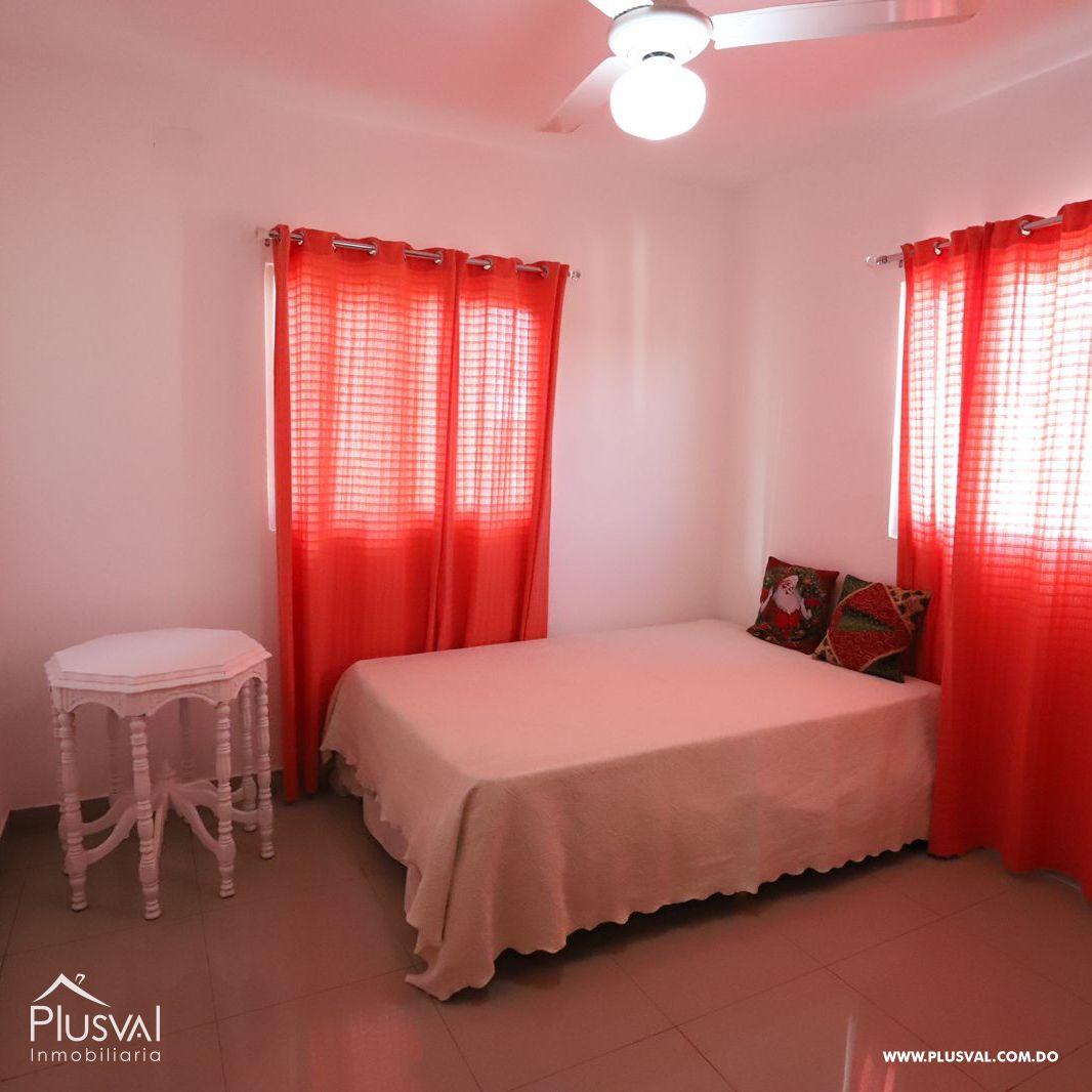 Apartamento en renta amueblado ubicado en Llanos de Gurabo 188140