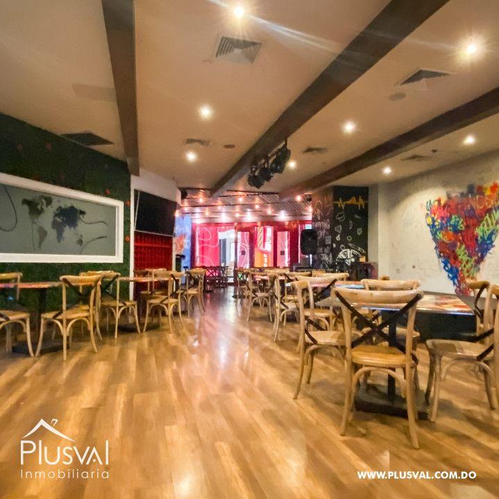 Local ideal para Restaurant