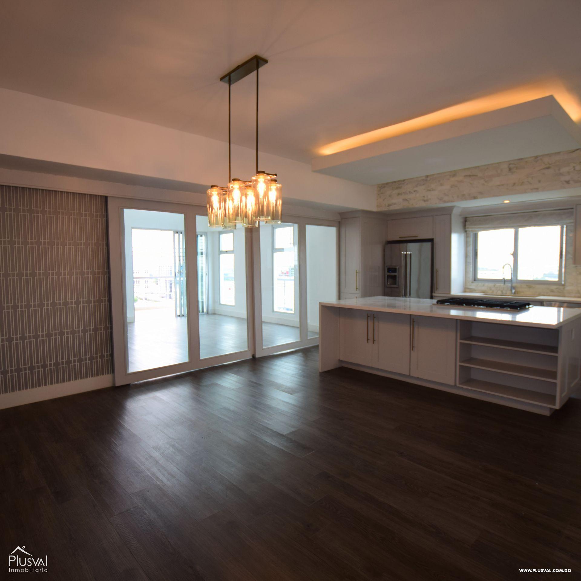 Penthouse en venta, Naco 167602