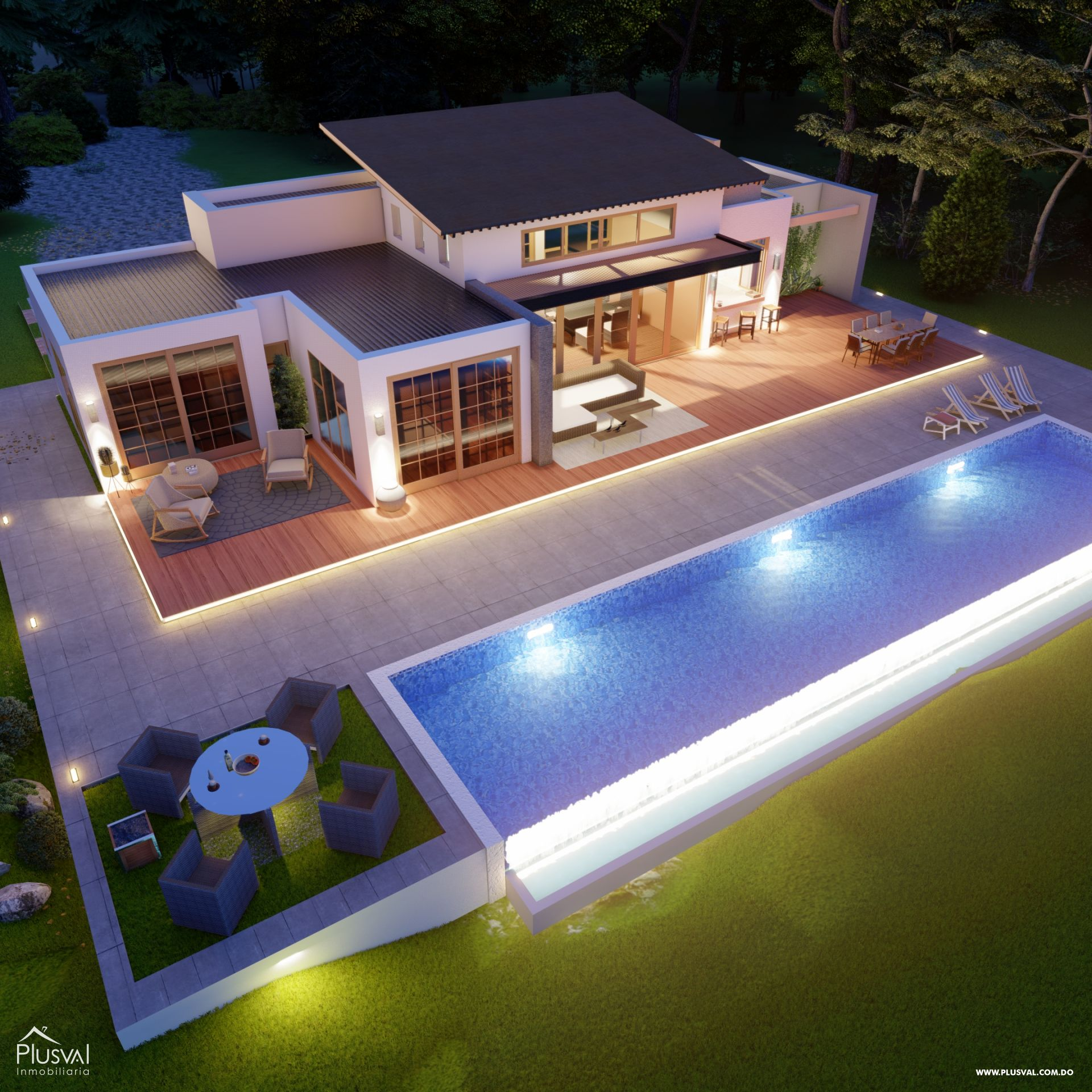 Villas en Jarabacoa con excelente diseño e inmejorable ubicación 159098