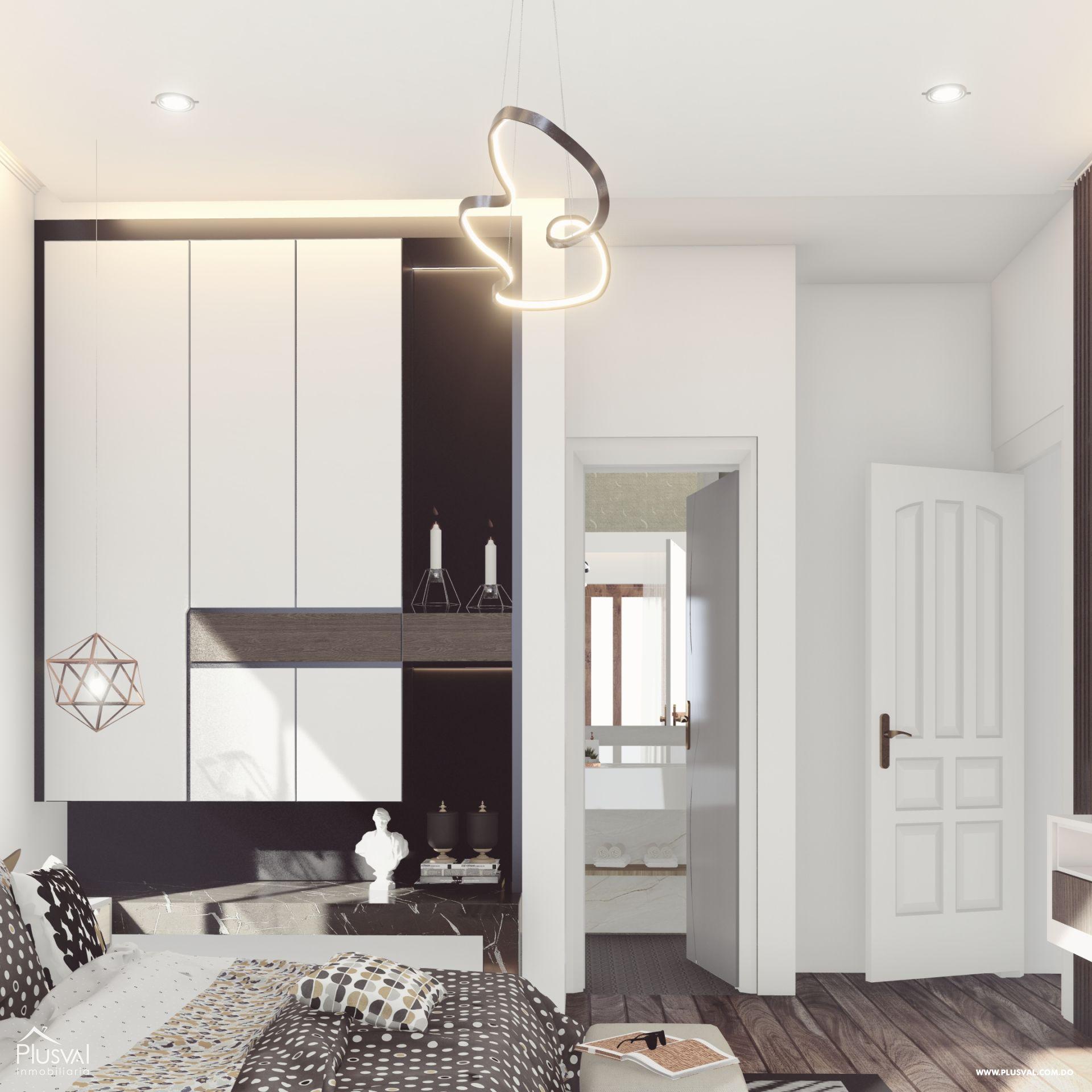 Apartamentos con Piscina en Bavaro 186539