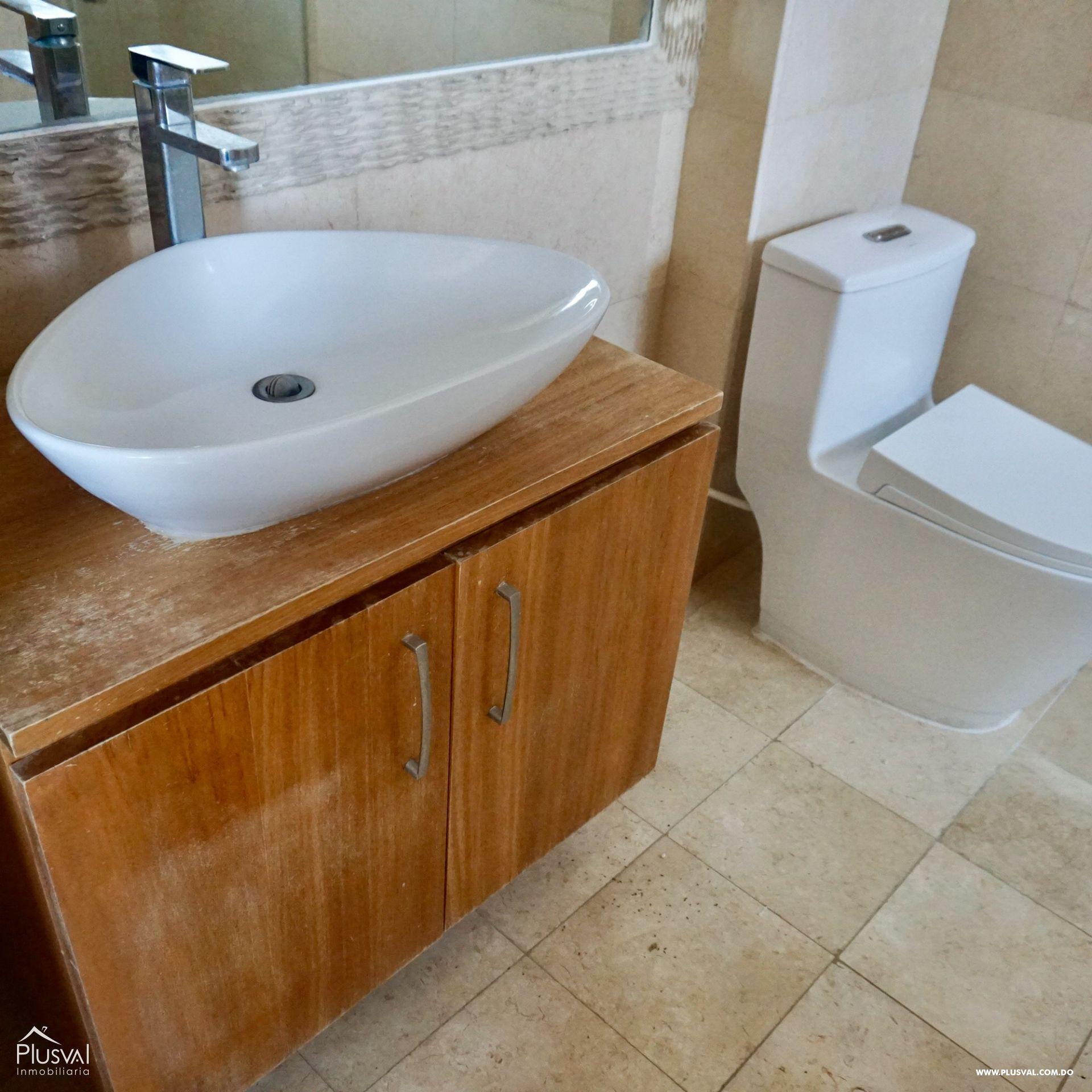 Apartamento en Alquiler Amueblado en zona Premium de Piantini 155535