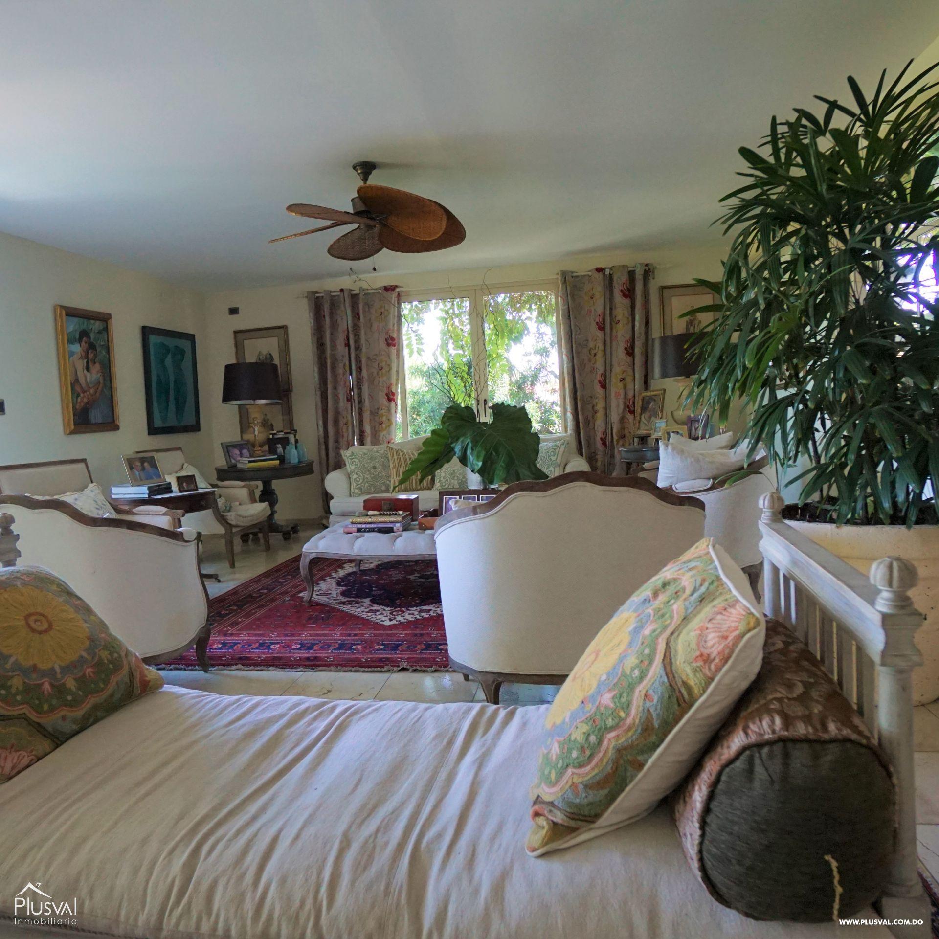 Casa de lujo en venta Arroyo Hondo Viejo 165345