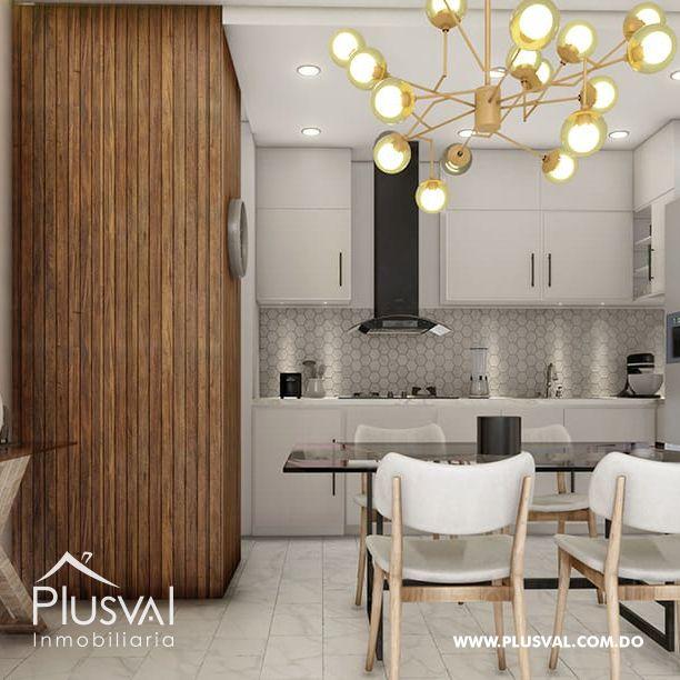 Apartamento en la Autopista de San Isidro con ascensor  y terraza privada 185707