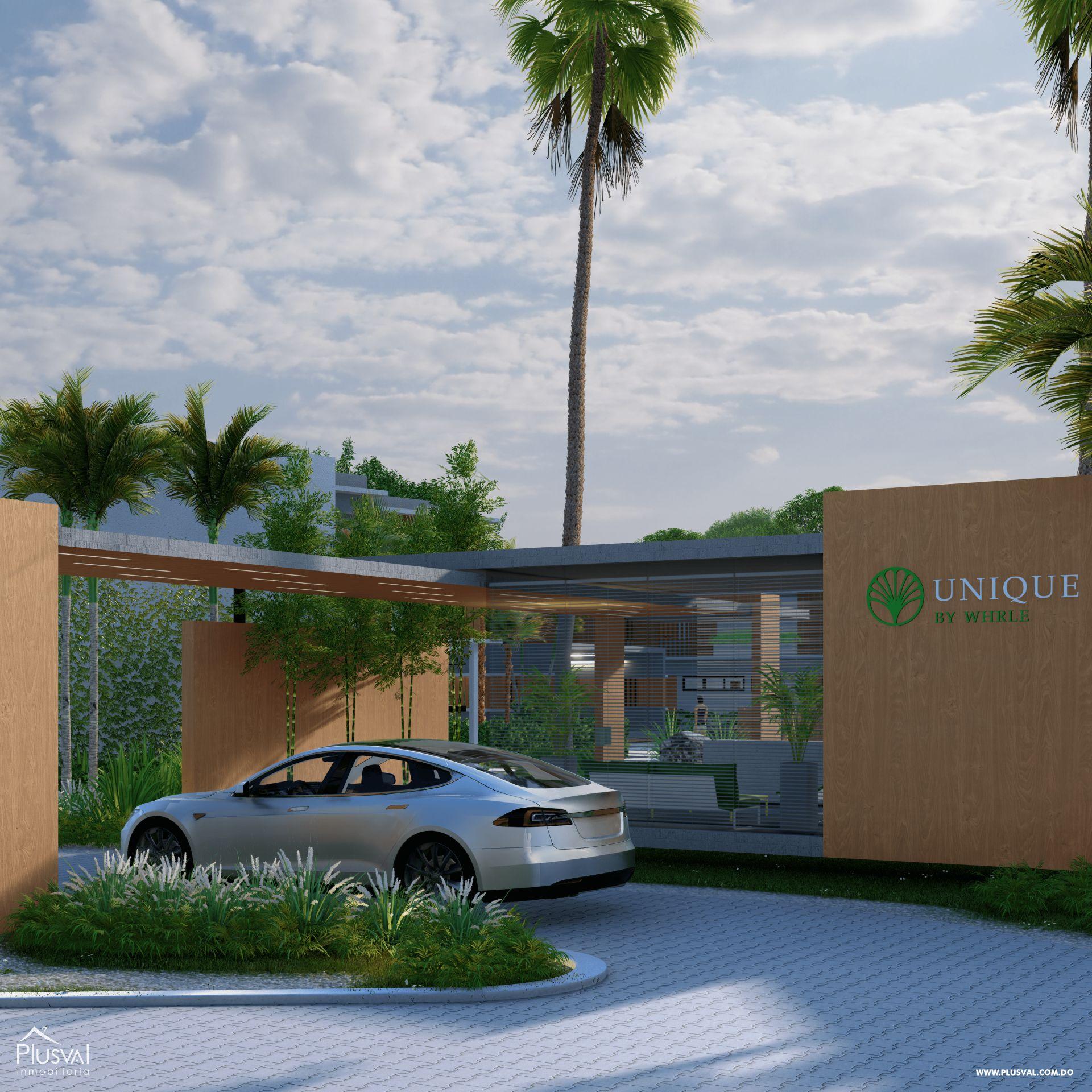 Apartamentos de 1 y 2 Habitaciones en Venta, en la zona de Punta Cana 181170