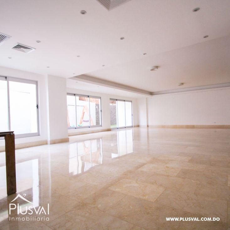 Apartamento Listo Evaristo Morales