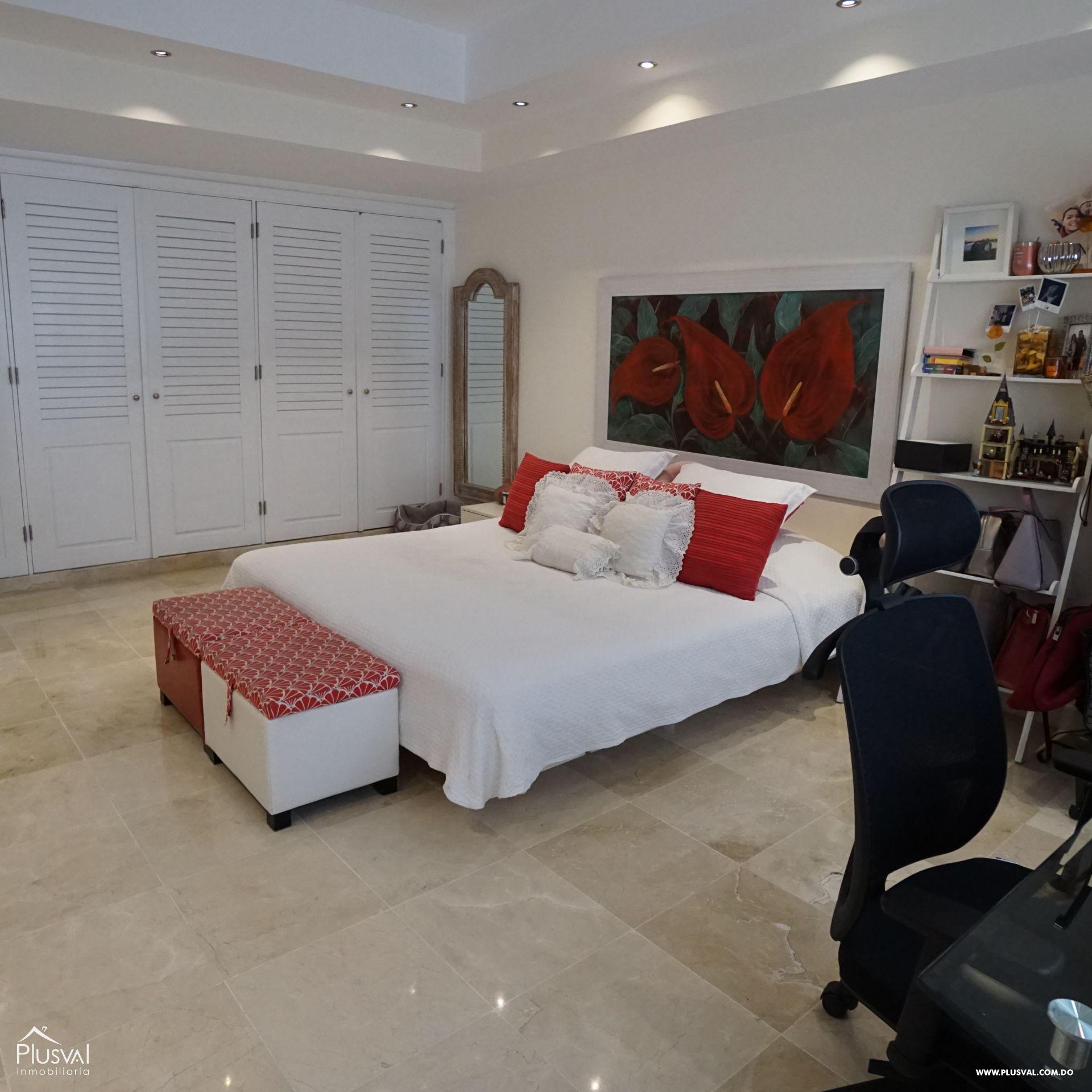 Lujoso apartamento en VENTA en Zona Residencial de NACO 182976