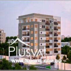 Céntrico y moderno proyecto de apartamentos en venta, La Julia