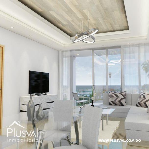 Exclusivo Apartamento en Venta en Playa Cabarete 163353