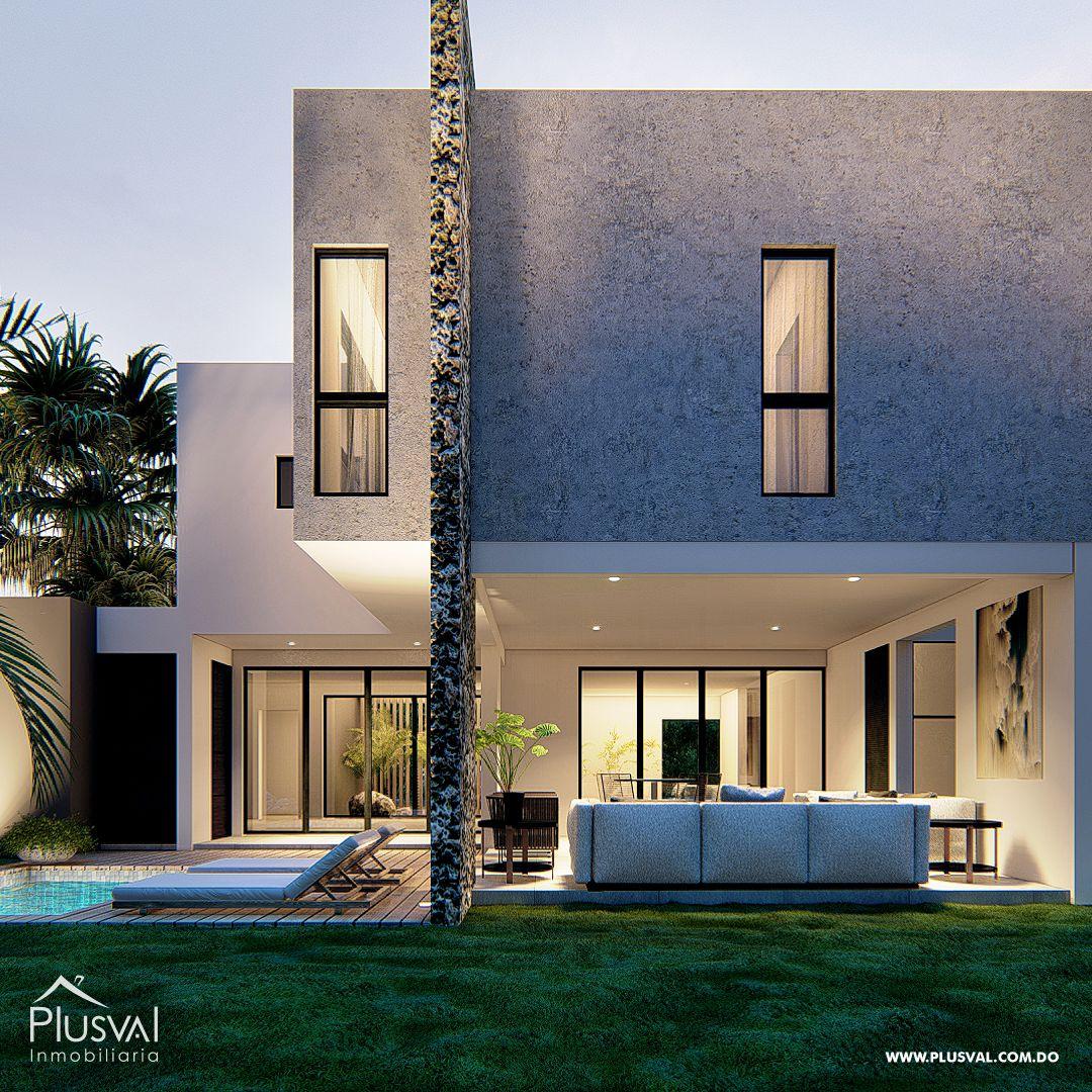 Villa en venta, en West Village, Punta Cana 181912