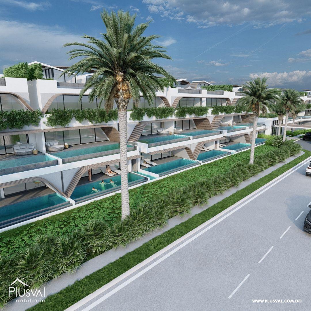 Apartamentos en Cap Cana a la venta