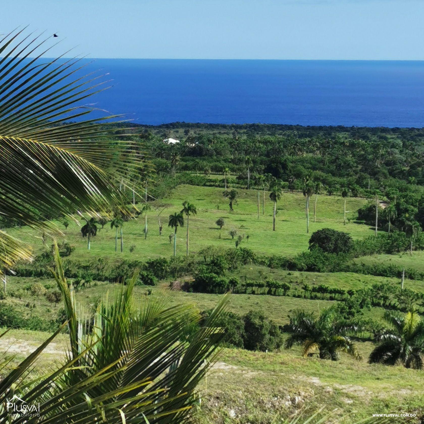 Montaña y Mar, Proyecto de Lotes con Vista al Mar en Cabrera