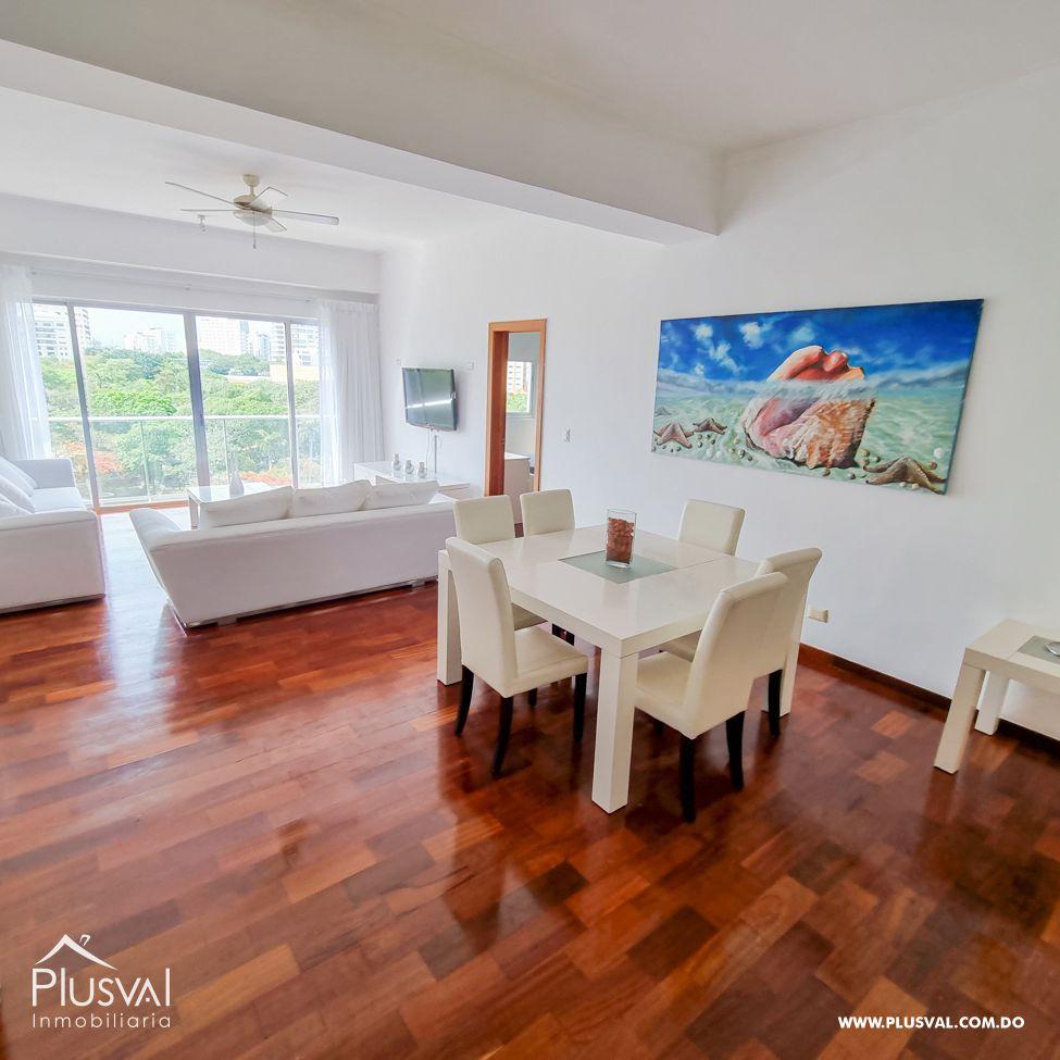 Apartamento en Venta amueblado con vista al parque en La Esperilla 178751