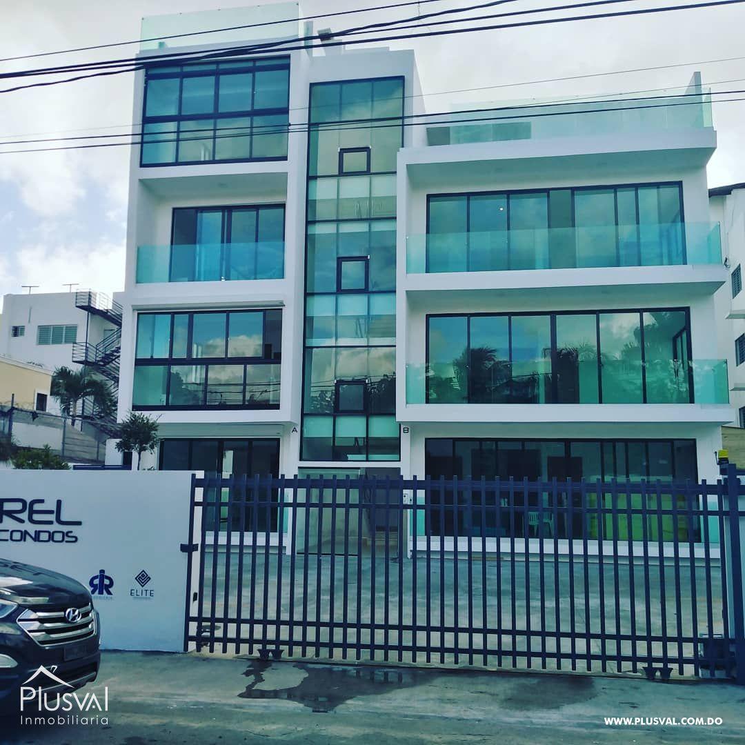 Lujoso apartamento de en exclusivo sector de Santiago