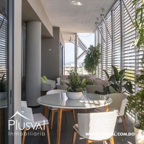 Apartamentos de Dos Habitaciones en Torre Retiro 5 Piantini 178357