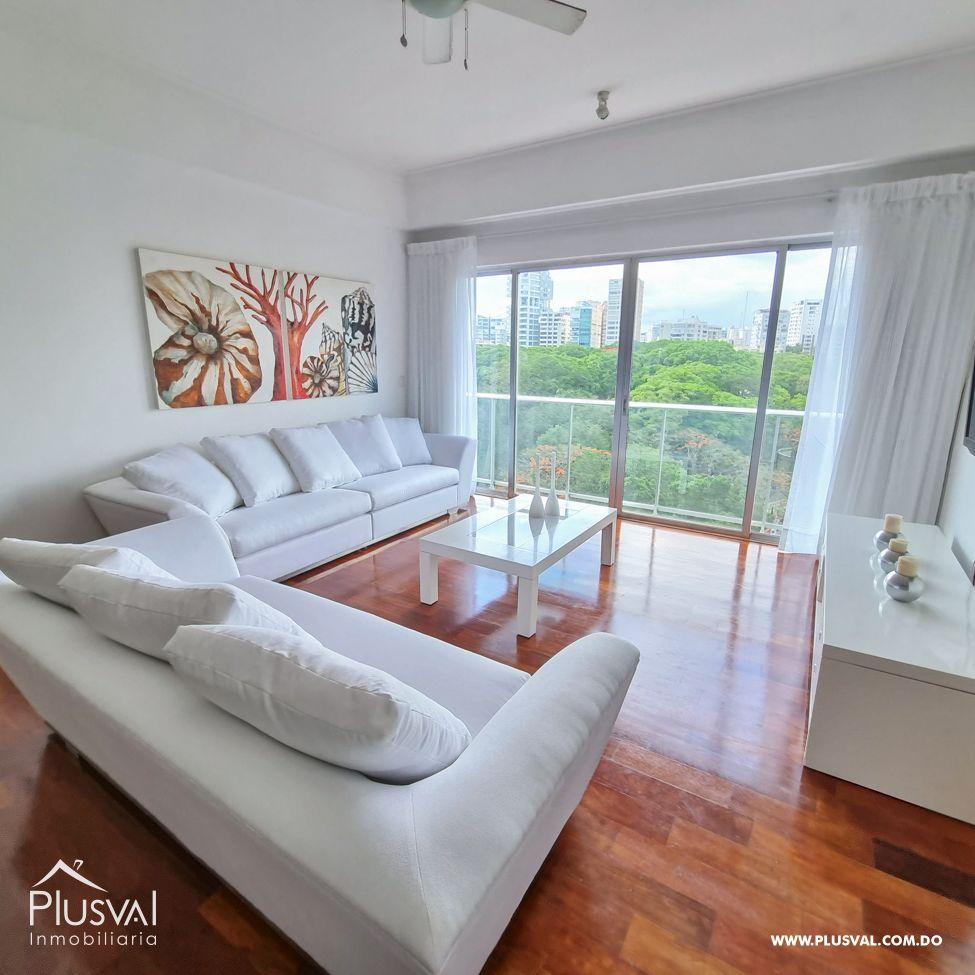 Apartamento en Venta amueblado con vista al parque en La Esperilla 178750
