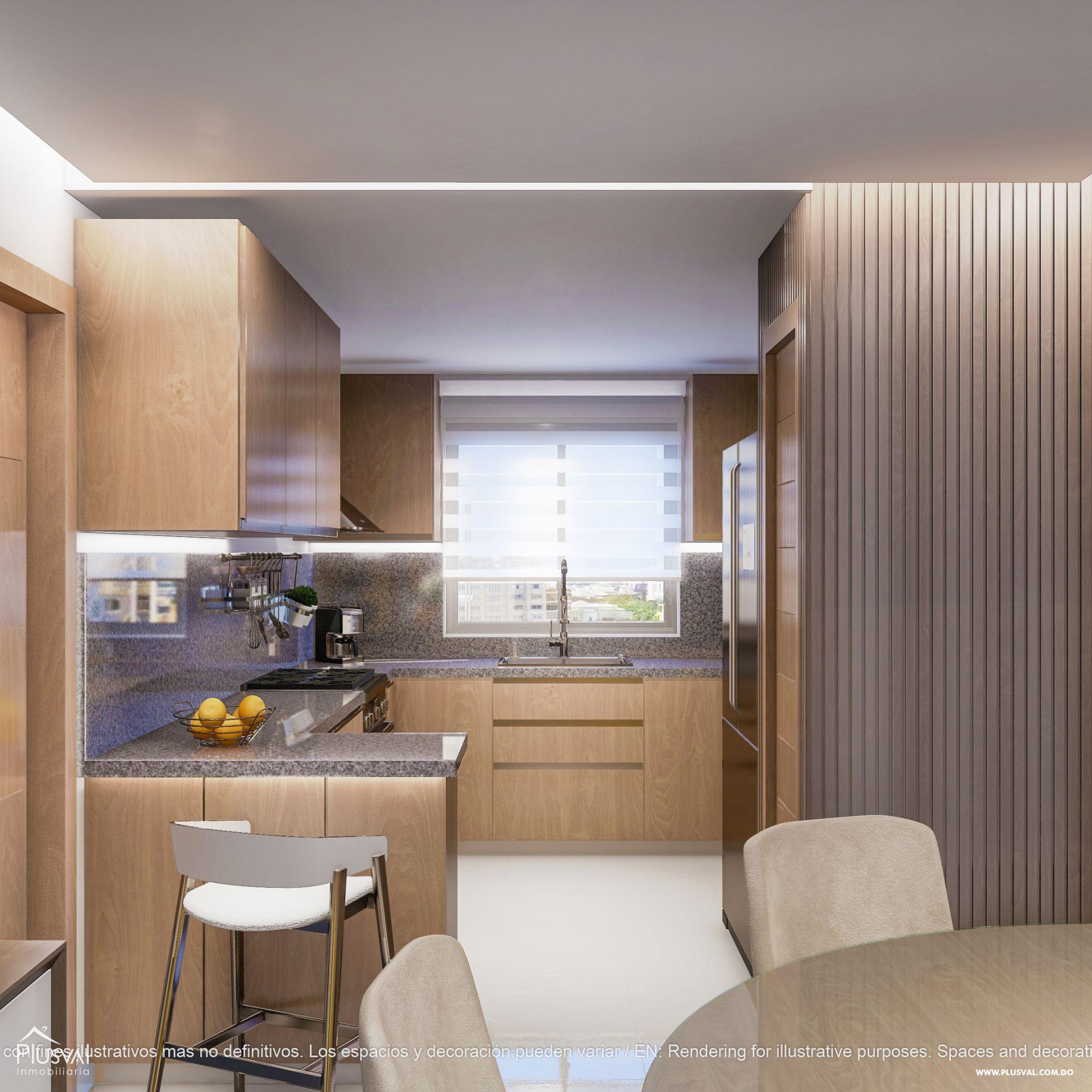 Apartamento en Venta, El Millon 172570