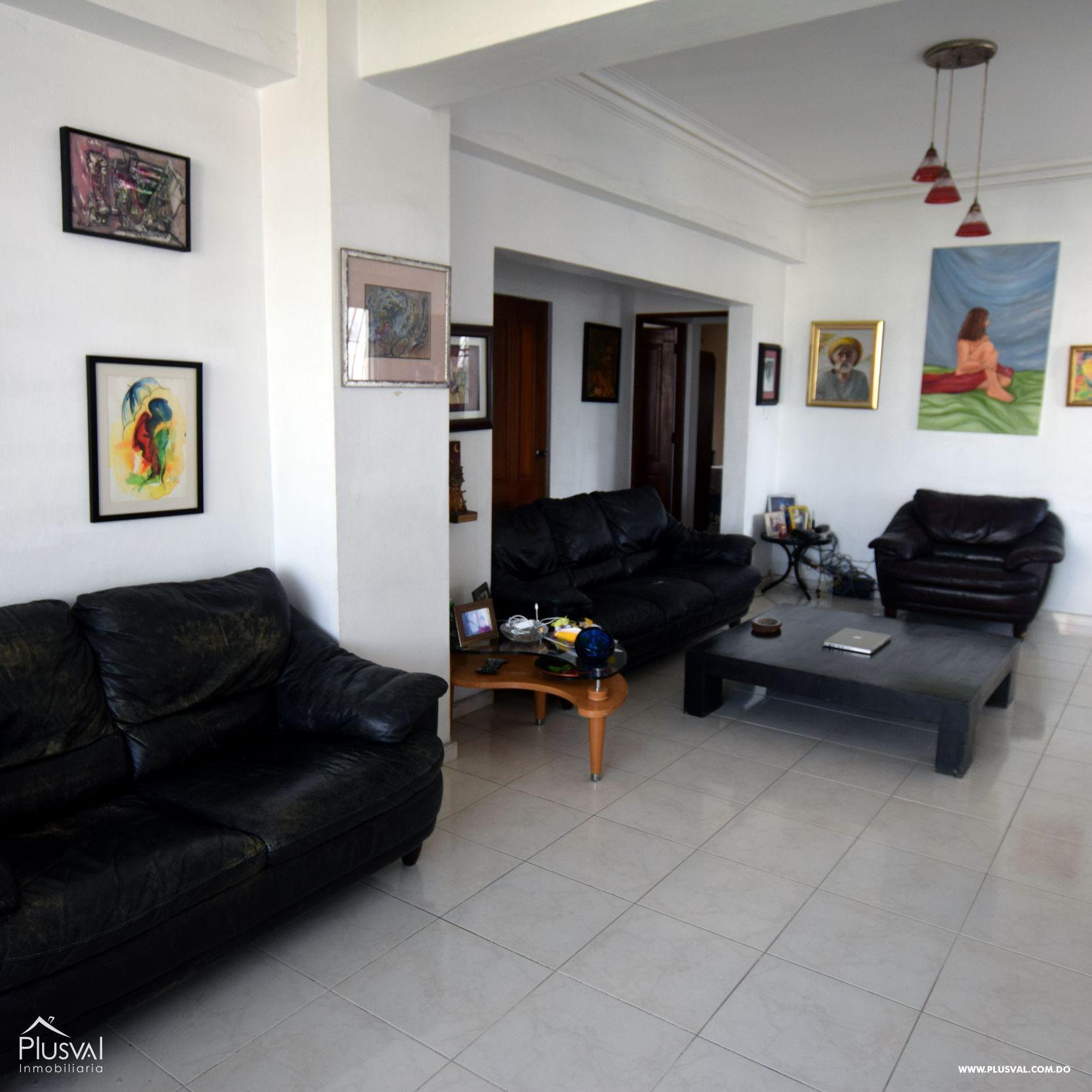 Apartamento en venta, Evaristo Morales 152491